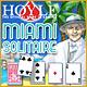 Hoyle Miami Solitaire