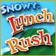 Snowy Lunch Rush